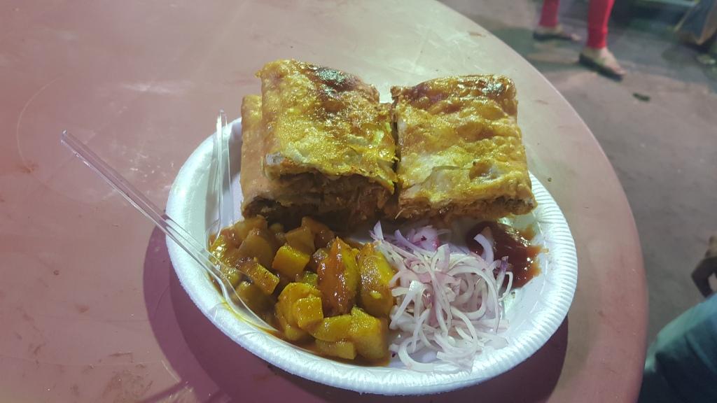 Muglai Paratha